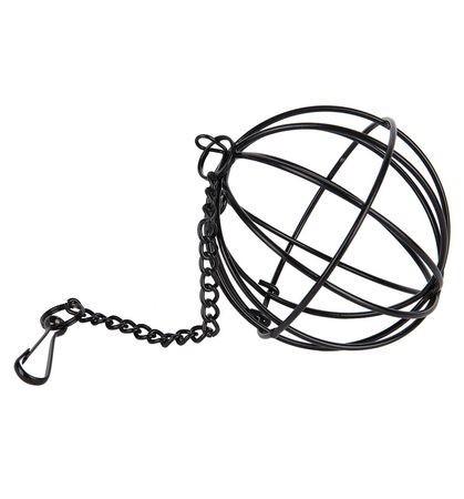 TRIXIE 8 см кормушка для грызунов металлический шар 1х4
