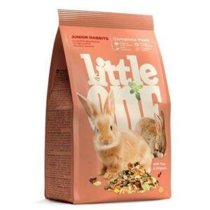 LITTLE ONE 400 г корм для молодых кроликов 1х10
