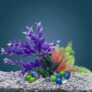 GloFish Гравий Белый