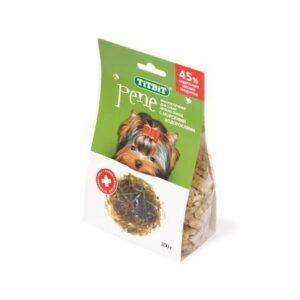 TITBIT PENE 200 г печенье pene с морскими водорослями для собак 1х22