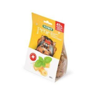 TITBIT PENE 200 г печенье с сыром и зеленью для собак мелких пород 1х22