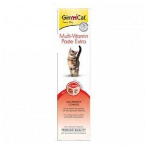 GIMPET Multi-Vitamin Extra 100 г мультивитаминная паста для кошек 1х5