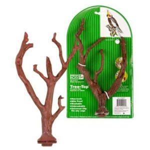PENN-PLAX ВЕТКА жердочка для птиц из пластика большая 1х24