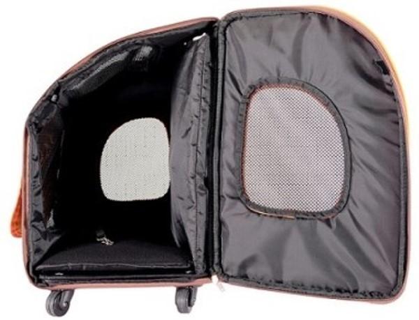 Ibiyaya сумка-тележка Liso для питомца до 10 кг