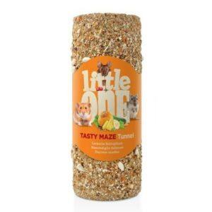 LITTLE ONE 100 г вкусная лазейка Лакомства-туннель малый для грызунов 1х12