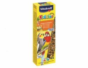 VITAKRAFT Honey-Eukalyptus 2 шт крекеры для австралийских попугаев медовые 1х8