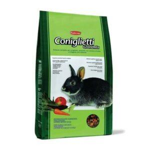 PADOVAN GRANDMIX Coniglietti 3 кг корм для декоративных кроликов основной 1x5