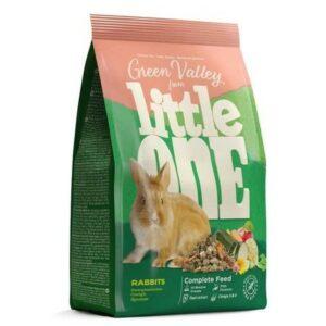 LITTLE ONE Green Valley  корм для кроликов из разнотравья