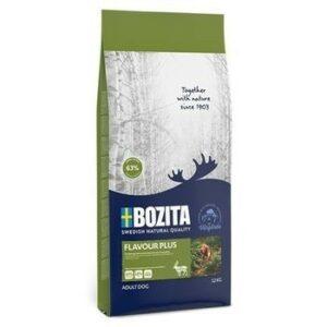 BOZITA Flavour Plus 23/12 12 кг сухой корм для взрослых собак с нормальным уровнем активности с оленем