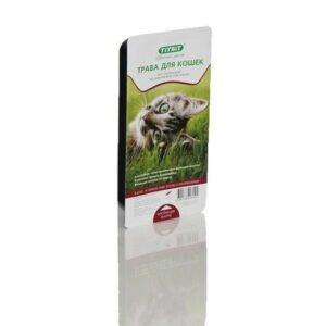 TITBIT 40 г трава для кошек 1х45