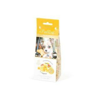 TITBIT PALLINI 125 г печенье с сыром для собак 1х36