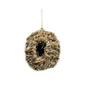 Гнездо для птиц 15х10х10см