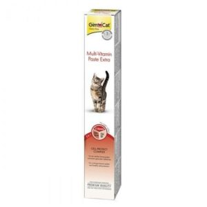 GIMPET Multi-Vitamin Extra 200 г мультивитаминная паста для кошек 1х5