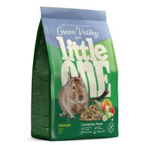 LITTLE ONE Green Valley 750 г корм для дегу из разнотравья 1х4