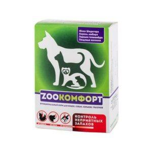 ZOOКОМФОРТ 50 г функциональный корм для кошек