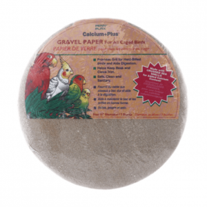 PENN-PLAX GRAVEL PAPER  набор песочное дно для клеток круглое