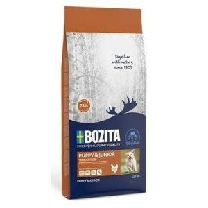 BOZITA Puppy&Junior Wheat Free 25/13 12