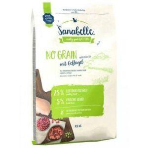 Sanabelle No Grain 10 кг для взрослых кошек Беззерновой
