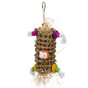 PENN-PLAX ПОДВЕСКА игрушка для птиц плетеная малая 1х72