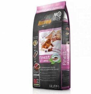 BELCANDO Finest GF Lamb 1 кг корм беззерновой для собак мелких пород на основе ягненка