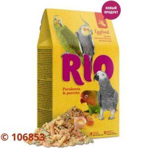 RIO Gourmet food 250 г корм для средних и крупных попугаев 1х5