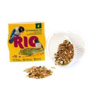 RIO 25 г набор для проращивания для всех видов птиц 1х9