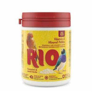 RIO 120 г витаминно-минеральные гранулы для канареек