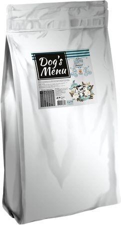 Dog`s Menu Junior 25/10 10 кг сухой корм для щенков