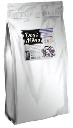 Dog`s Menu Active PRIMA 25/11 10 кг сухой корм для взрослых активных собак