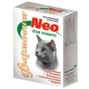 ФАРМАВИТ NEO К для кошек