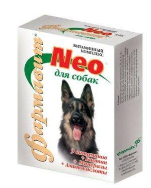 ФАРМАВИТ NEO Ск для собак