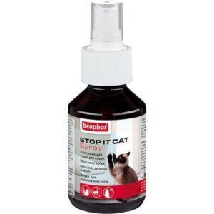 BEAPHAR Cat Fernhalte антигадин спрей отпугивающий для кошек