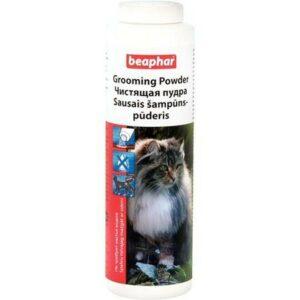 BEAPHAR Grooming Powder  пудра чистящая для кошек