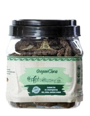 ORGANIC CHEW: МИКС МЕДАЛЬОНЫ (субпродукт бараний туба) Монголия