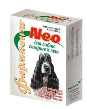 ФАРМАВИТ NEO Ск-С для собак старше 8 лет