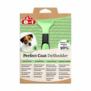 8in1 Дешеддер Perfect Coat S для мелких собак