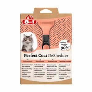 8in1 Дешеддер Perfect Coat S для кошек