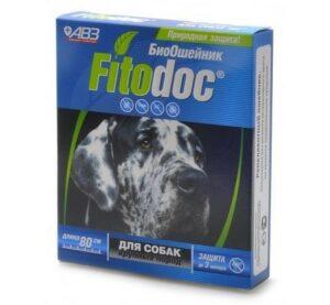 Фитодок ошейник био для крупных собак 80 см