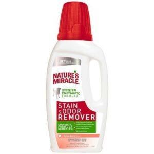 8 IN 1 NM Stain & Odor Remover  уничтожитель пятен и запахов для собак универсальный