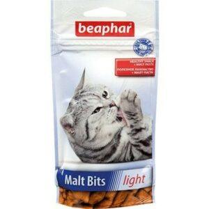 BEAPHAR Malt-Bits Light  подушечки для кошек