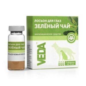 VEDA ФИТОЭЛИТА ЛОСЬОН ДЛЯ ГЛАЗ   зеленый чай