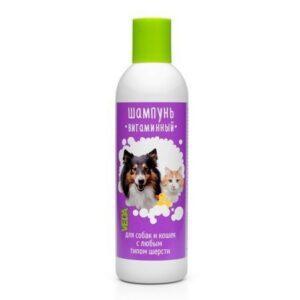 VEDA  шампунь витаминный для собак и кошек
