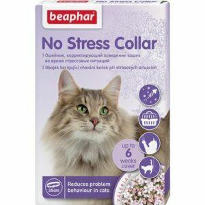 BEAPHAR No Stress Collar успокаивающий ошейник для кошек