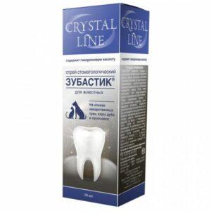 APICENNA CRYSTAL LINE ЗУБАСТИК  спрей стоматологический