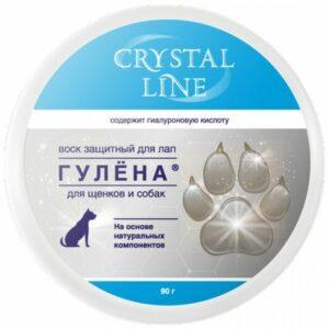APICENNA CRYSTAL LINE ГУЛЕНА защитный воск для лап собак
