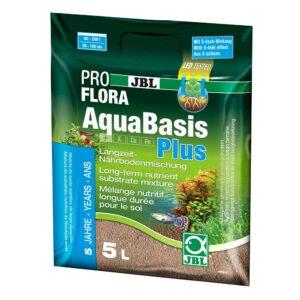 JBL AquaBasis plus - Питательный грунт для растений в пресноводных аквариумах 60-200 л, 5 л