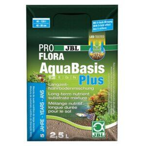 JBL AquaBasis plus - Питательный грунт для растений в пресноводных аквариумах 40-120 л, 2,5 л