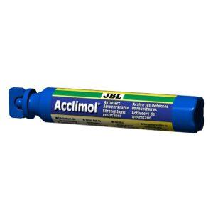 JBL Acclimol - Кондиционер для акклиматизации рыб в пресноводных аквариумах, 50 мл, на 200 л