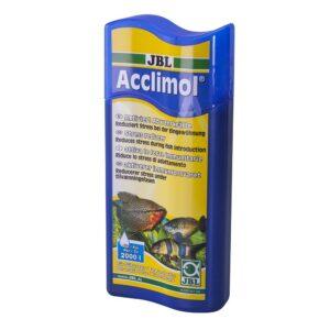 JBL Acclimol - Кондиционер для акклиматизации рыб в пресноводных аквариумах, 500 мл, на 2000 л