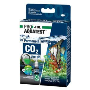 JBL ProAquaTest CO2/pH Permanent - Длительный тест для определения pH и содержания углекислого газа в пресной воде